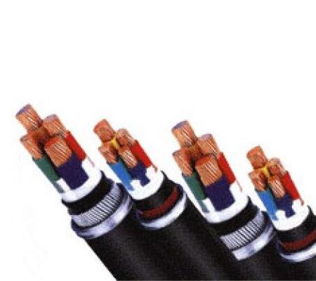 聚氯乙烯絕緣護套耐火電力電纜