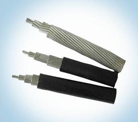 10KV鋼芯鋁絞線導體交聯聚乙烯絕緣架空線
