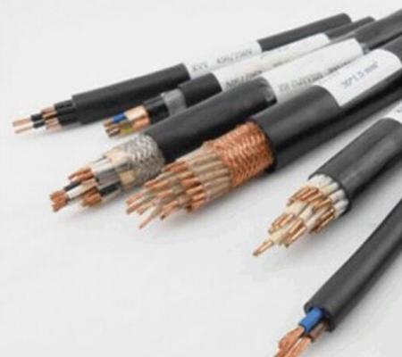 聚氯乙烯絕緣護套控制電纜
